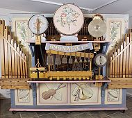 Mechanical Music Museum Les Gets