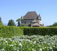 Yvoire, Medieval Lakeside Village and Garden of Five Senses®
