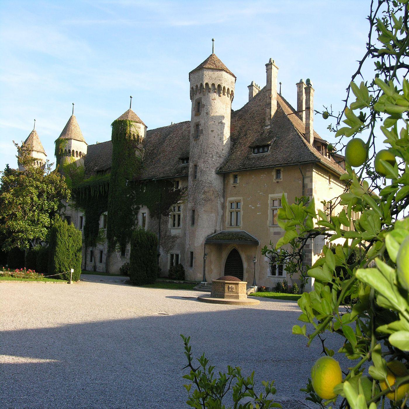 Thonon-les-Bains, Château de Ripaille