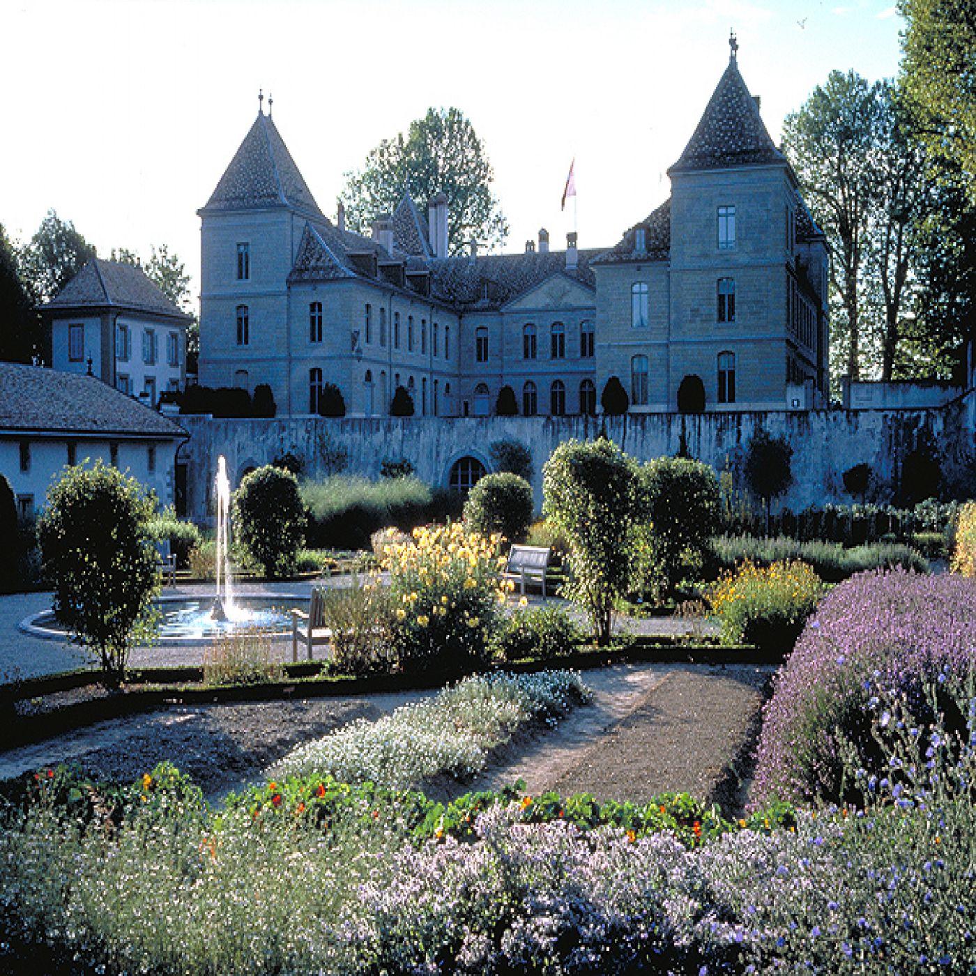 Swiss National Museum Chateau de Prangins